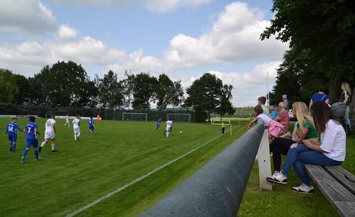SV Fronberg Schreiersgrün 1:2 TSV Crossen