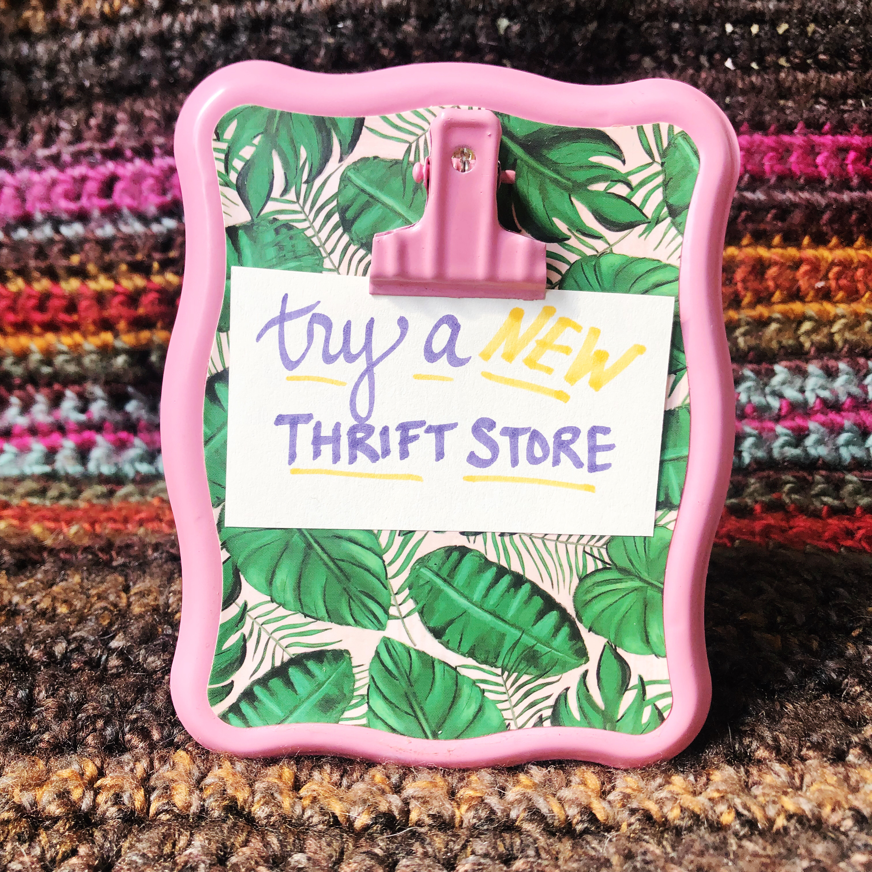 Reseller Tips 14 • Try a New Thrift Store