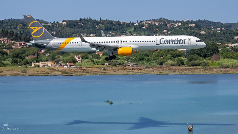 D-ABOA Condor Boeing 757-330(WL)