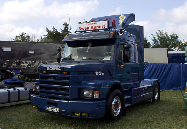 Scania T 113M