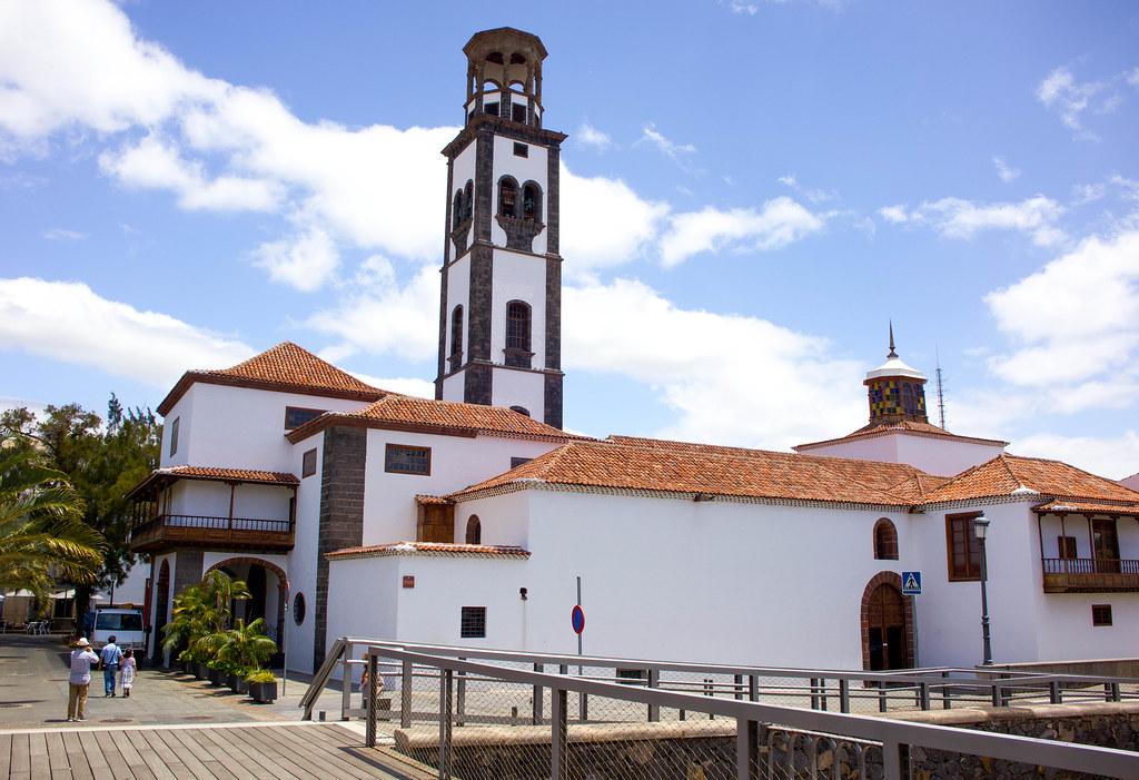 Iglesia de la Concepción en Santa Cruz de Tenerife