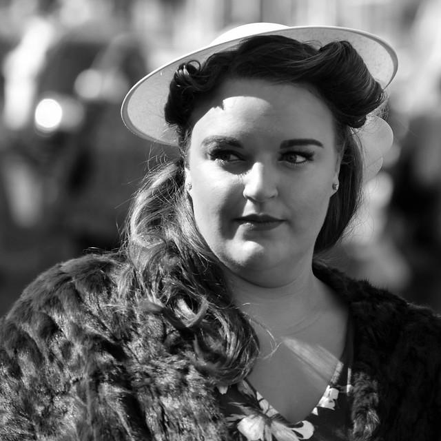 1940s Street photography.