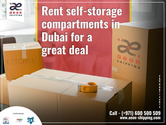 Rent self-storage compartments in Dubai for a great deal