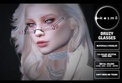 kosmii :: Druzy Glasses