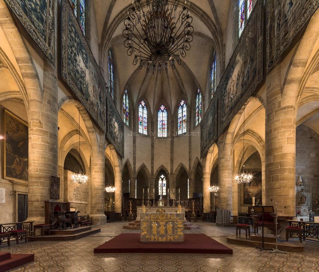 Cathédrale Notre-Dame de Mende - France