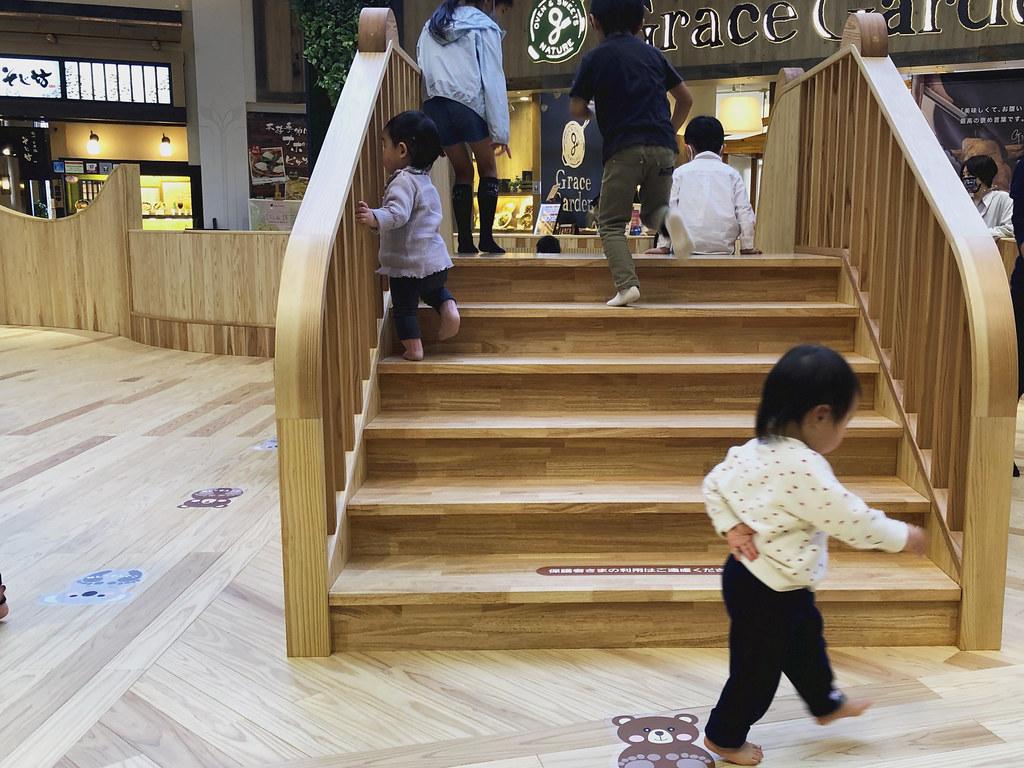 購物中心遊憩設施