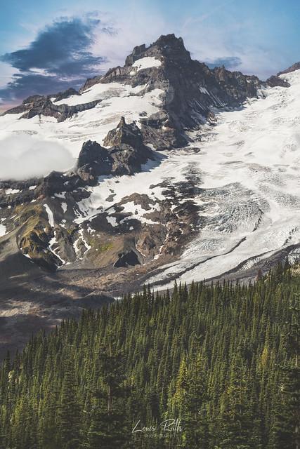 Rainier Peaks