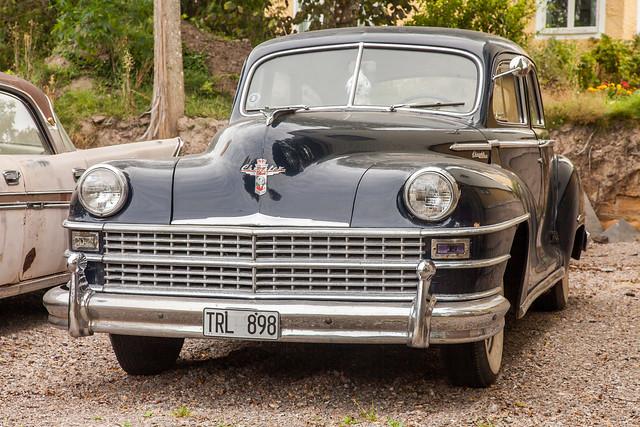 Chrysler New Yorker  1946–1948