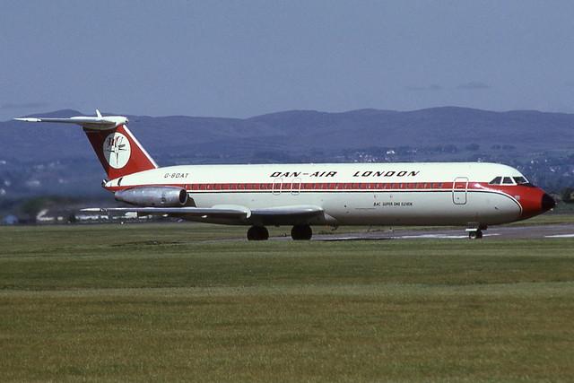 G-BDAT Glasgow 23-5-1975