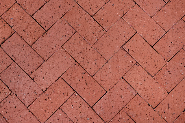 Indian Red Clear Paver