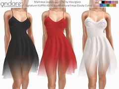 Andare - Trudy Dress FATPACK