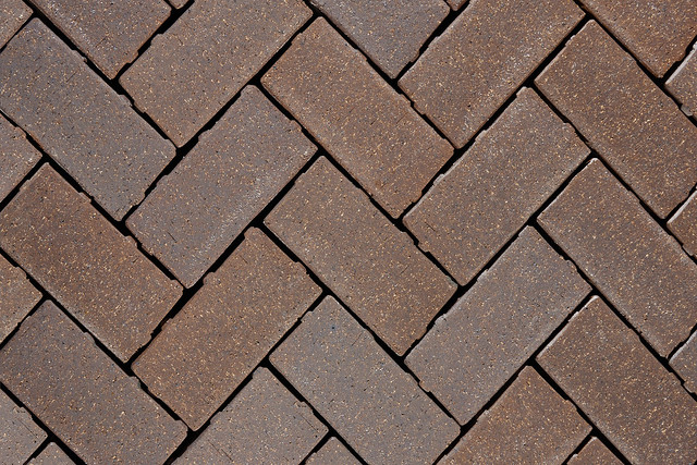 Sienna Blend Permeable Paver