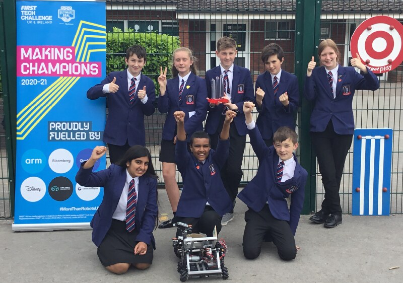 FIRST Tech Challenge UK - 2020-21 season highlights