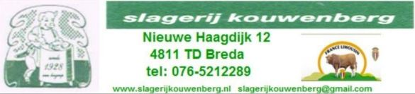 BredaSlagerijKouwenbergLogo