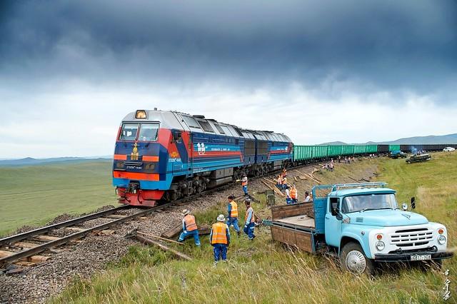 Railroad repair