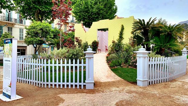 Il Existe Un Autre Ciel  - Festival des Jardins.