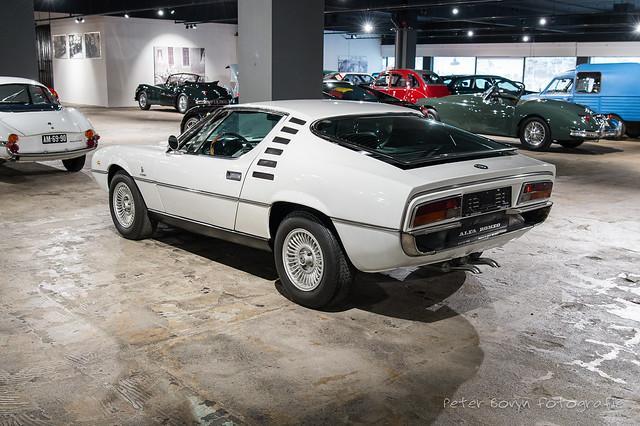 Alfa-Romeo Montreal - 1971