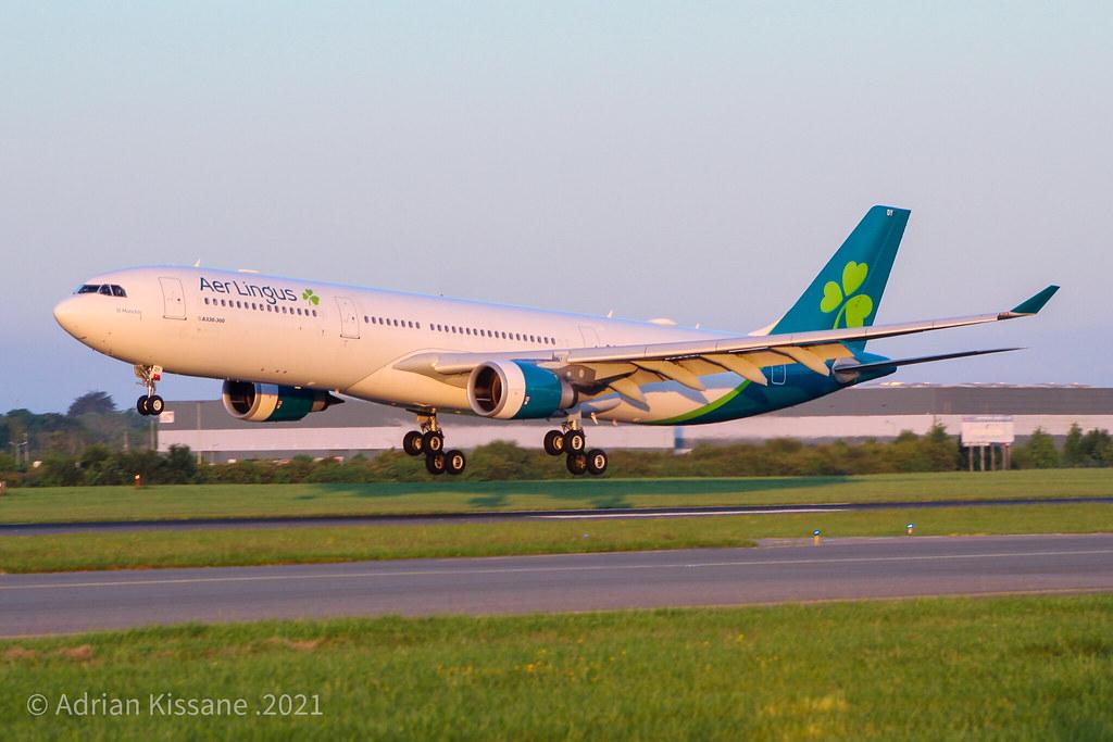 AER LINGUS A330 EI-EDY