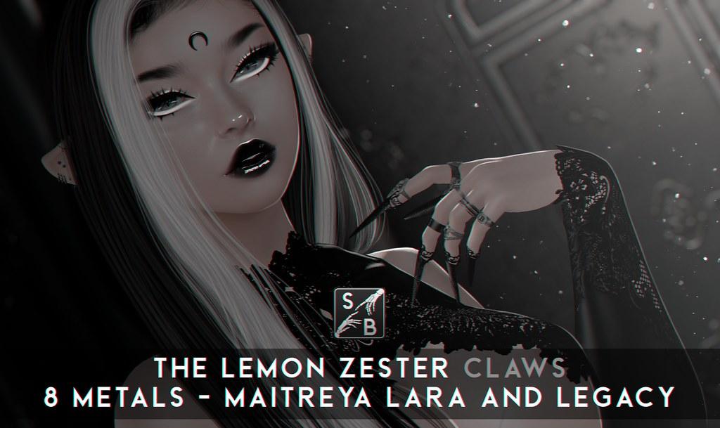 Skellybones - The Lemon Zester - Bento Claws @ Midnight Order