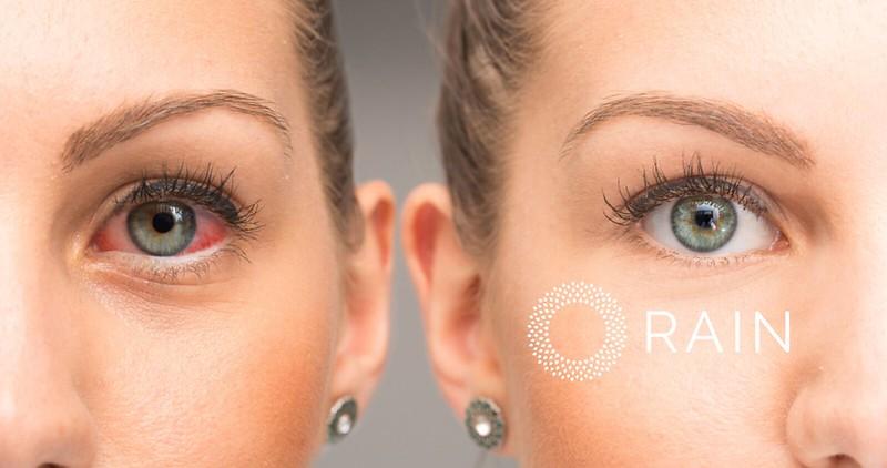 Rain Eye Drops - solution for dry eyes