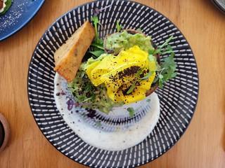 Avocado Toast at Cafe Vie