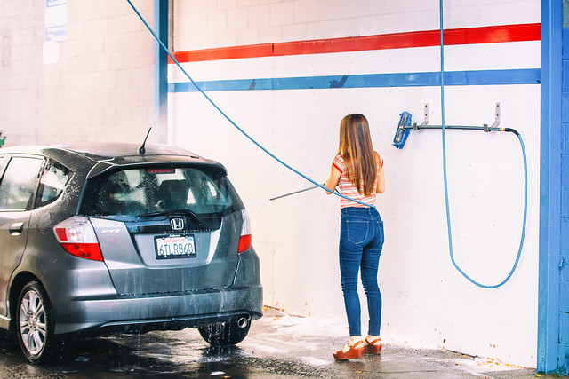 A Day at the Car Wash