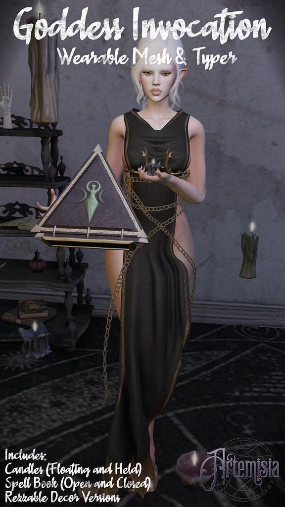 Goddess Invocation