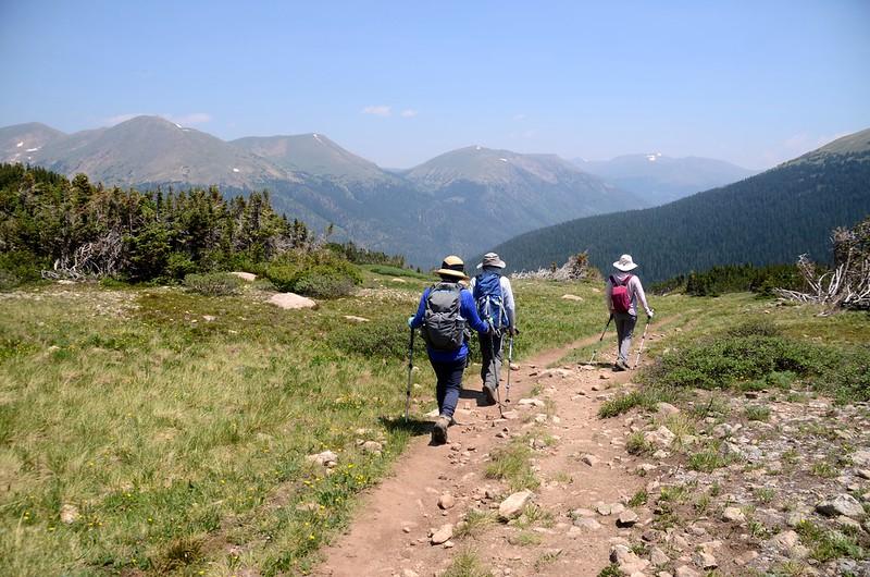 Butler Gulch Trail Hike (201)