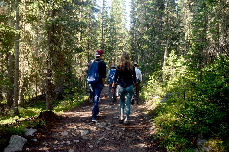 Butler Gulch Trail Hike (2)