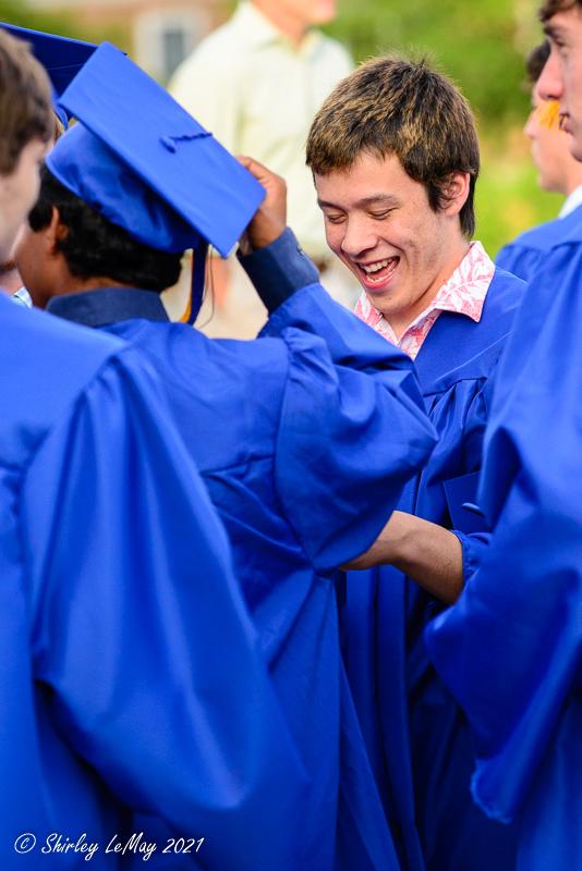 Matty Graduates