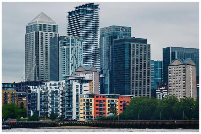 Canary Wharf Again …