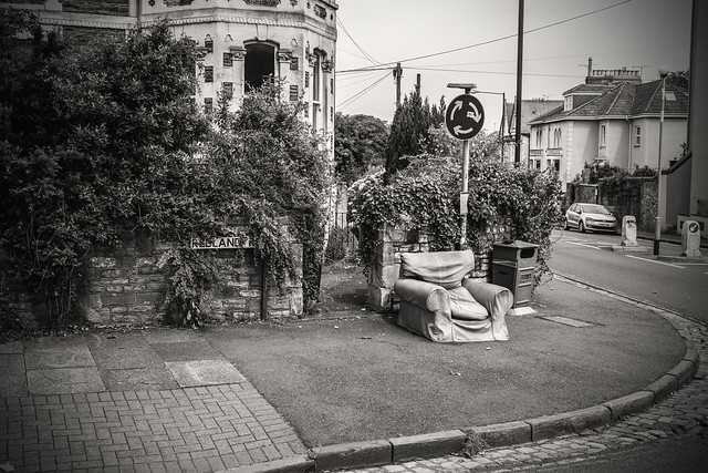 Street Furniture......