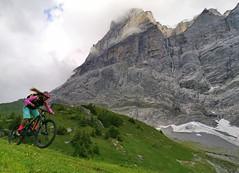 Turistická pěšina Grosse Scheidegg-Grindelwald
