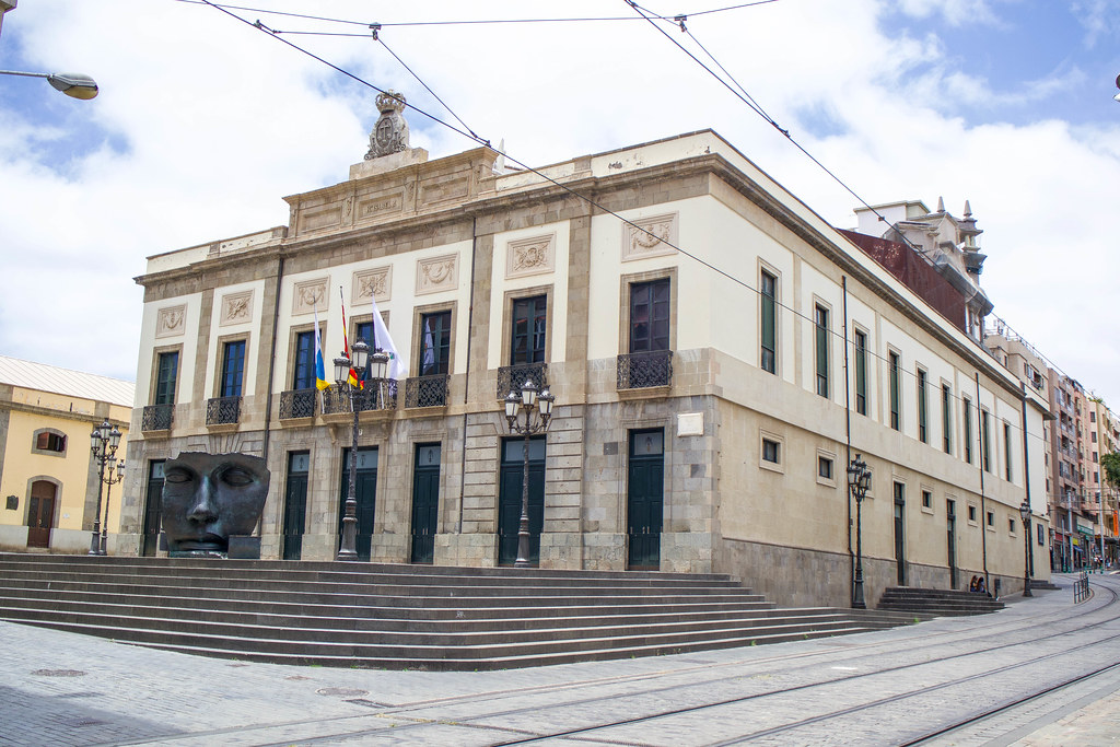 Teatro Guimerá en Tenerife