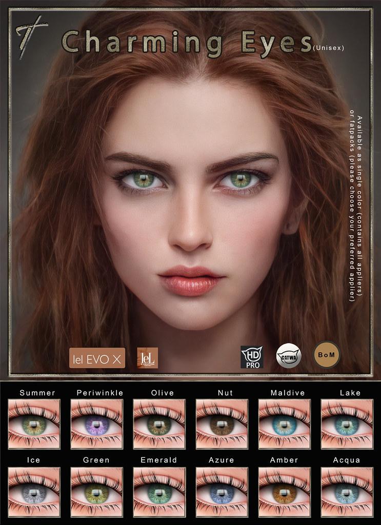 Tville - Charming Eyes @ Dubai Event