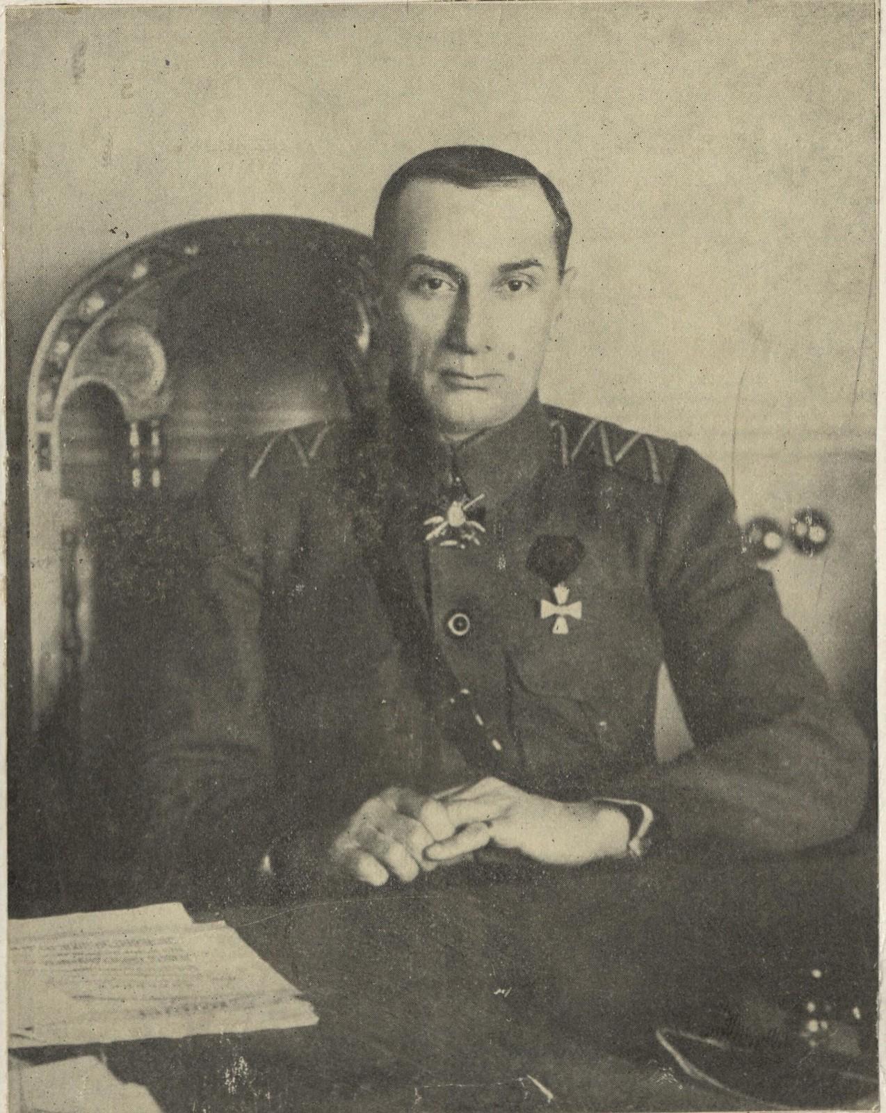 512. Адмирал Александр Васильевич Колчак