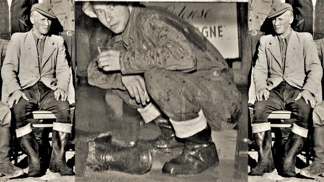 Gorgeous roughneck and amazing craftsman in Denamrk 1950's