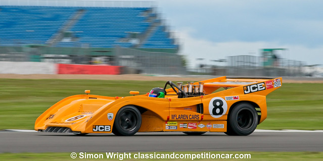 McLaren M8F Dean Forward 2nd Thundersports