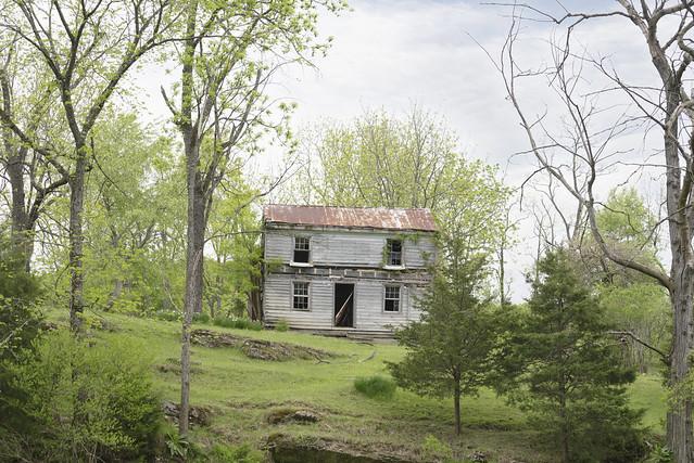 Virginia Ruins