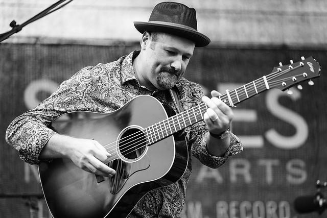 Sam Bush Band - Stages Music Arts - 07.18.21 CVock 26
