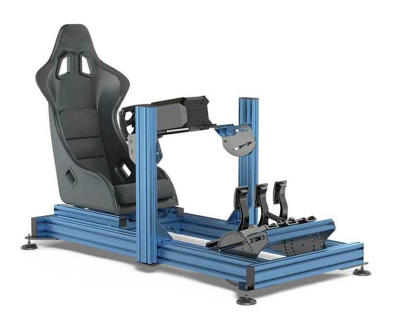 All in 1 Gaming Pro Sim Cockpit
