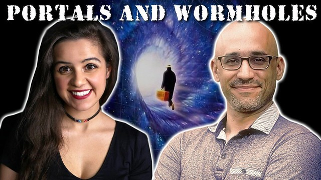 PORTALS and WORMHOLES on Mysteries with a History