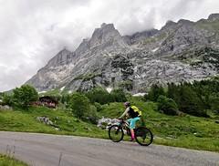 Cesta na Grosse Scheidegg