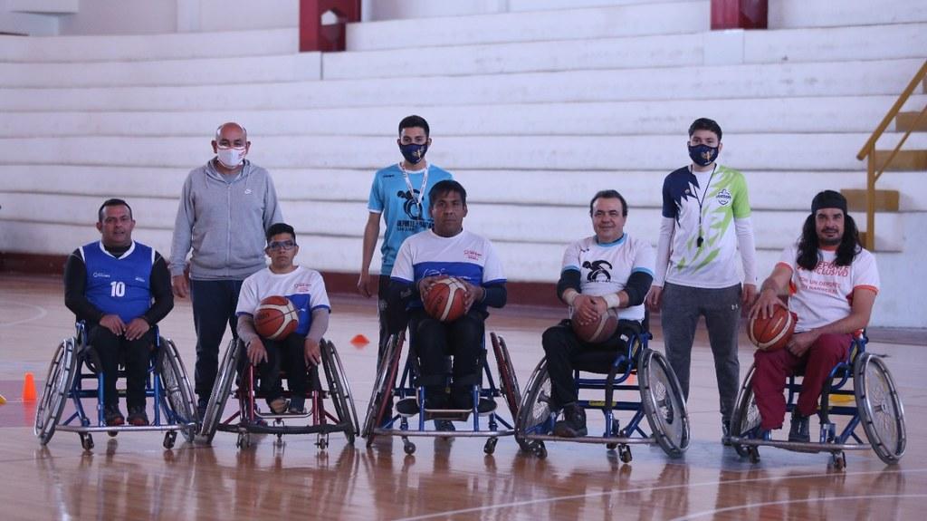 2021-07-21 SPORTS: Basketball returned to training