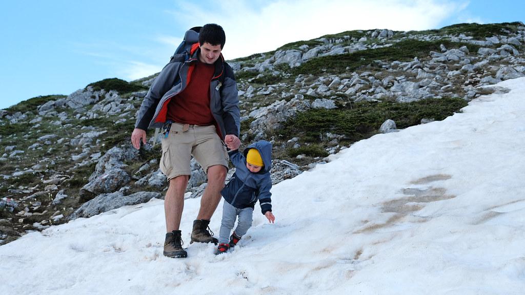 Magaro peak loop trail, Galičica National Park, North Macedonia