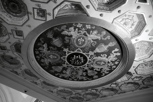 Apple Tower Theatre - Ceiling Detail