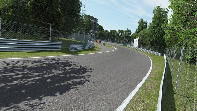 Monza Circuit for rF2