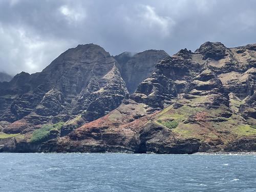 Rugged Na Pali Coast. From History Comes Alive in Poipu, Kauai