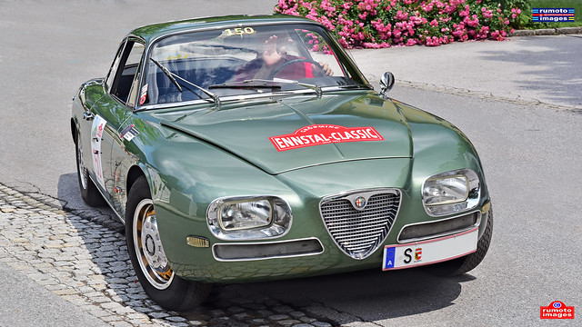 1966 Alfa Romeo 2600 Sprint Zagato (c) Bernard Egger :: rumoto images 3221