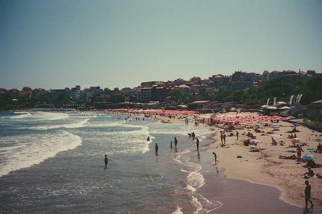 Sozopol Central Beach